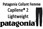 Test collant Patagonia Capilène® 2 Lightweight Bottoms