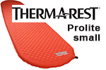 Test matelas Therm-a-Rest Prolite small
