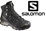 Test chaussures Salomon Quest 4D GTX