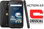 Test smartphone Crosscall Action-X3