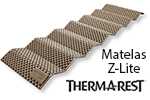Test matelas Therm-a-Rest Z-Lite