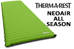 Test matelas Therm-a-Rest NeoAir All Season