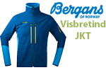Test veste Bergans of Norway Visbretind Jacket
