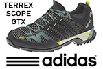 Test chaussures Adidas Terrex Scope GTX