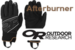 Test Gants Outdoor Research Afterburner