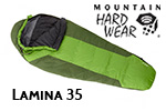 Test sac de couchage Mountain Hardwear Lamina 35