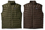 Test doudoune sans manche Patagonia Men's Down Sweater Vest