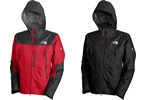 Test veste The North Face Meru