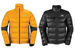 Test doudoune The North Face Crimptastic Hybrid Jacket