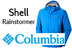 Test veste Columbia Shell Rainstormer™