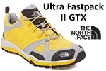 Test chaussures The North Face Ultra Fastpack II GTX