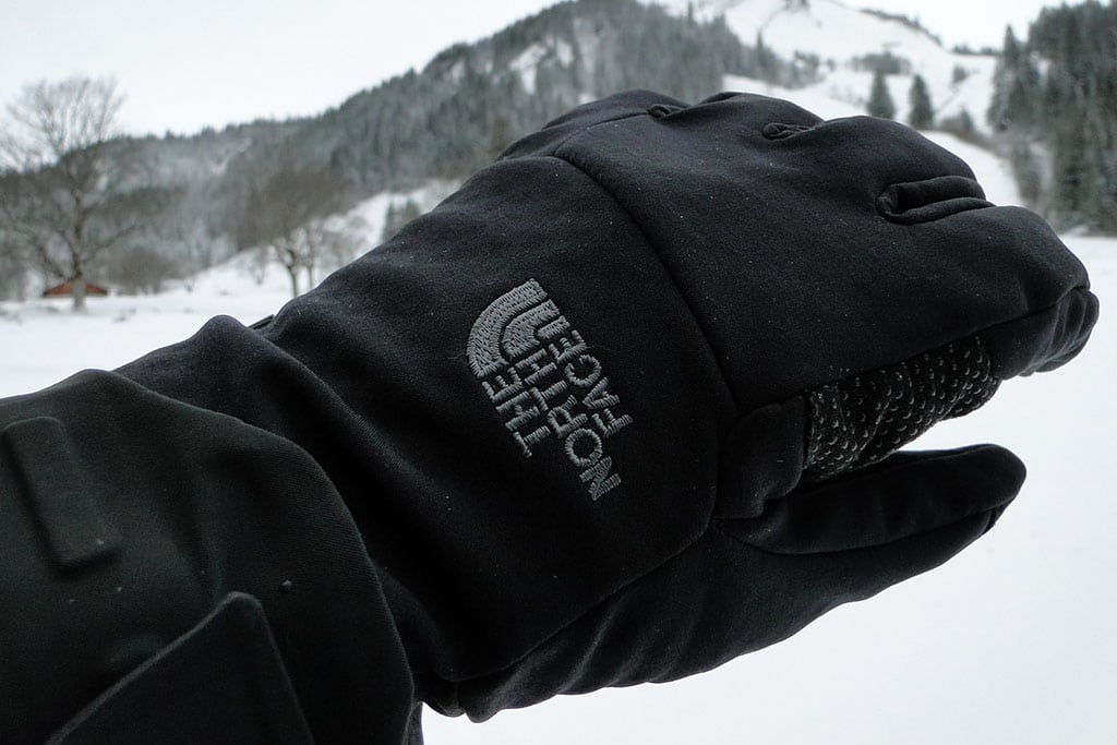 db3d3bb102 Test gants The North Face Apex Etip