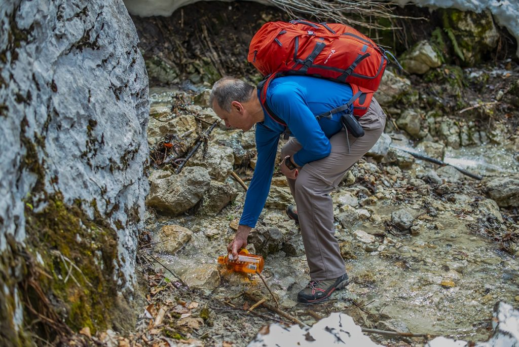 Micro-aventure into the wild en Chartreuse
