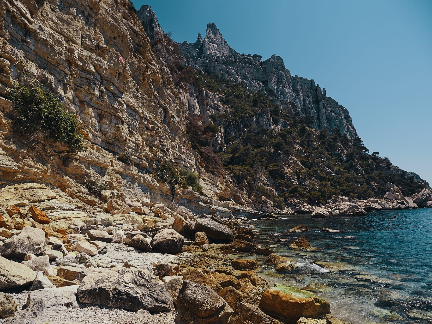 calanques marseille france