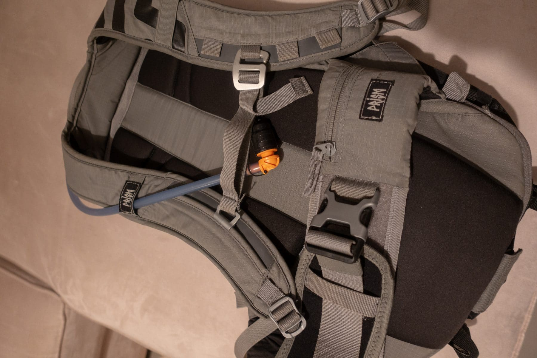 Test sac à dos modulable PRISM Off-road Ta33