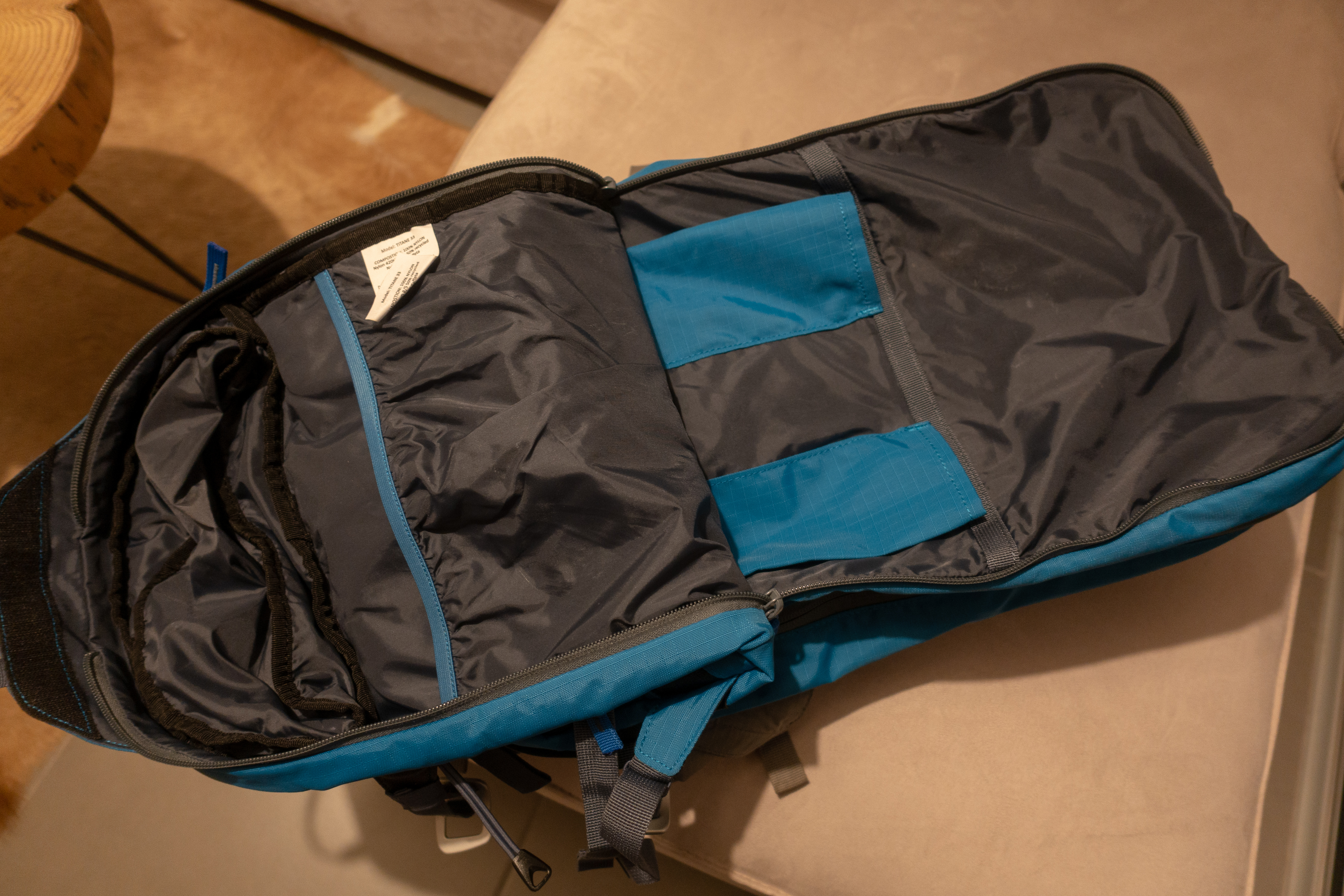 Sac à dos Prism Offroad Pack Tantale 33
