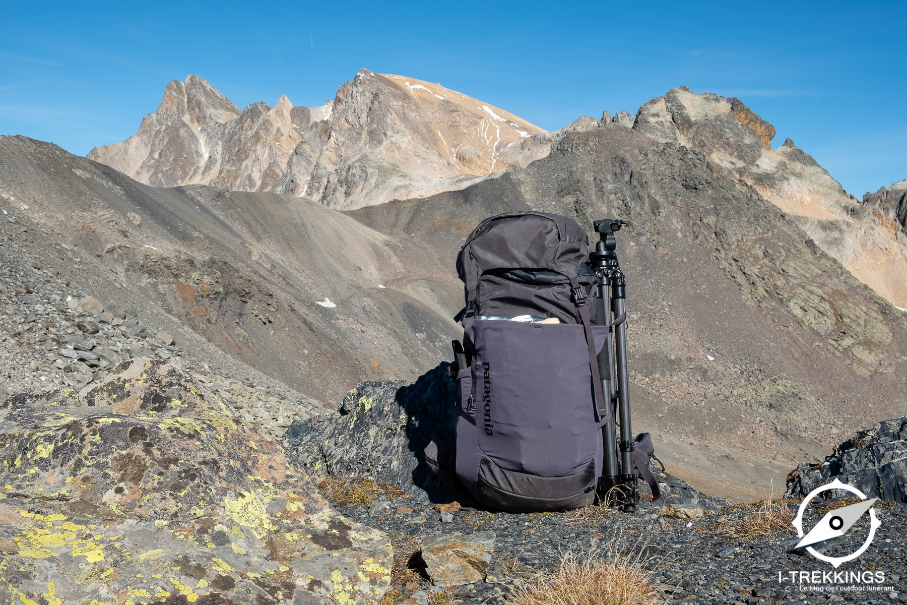 sac à dos Patagonia Nine Trails Backpack 36L