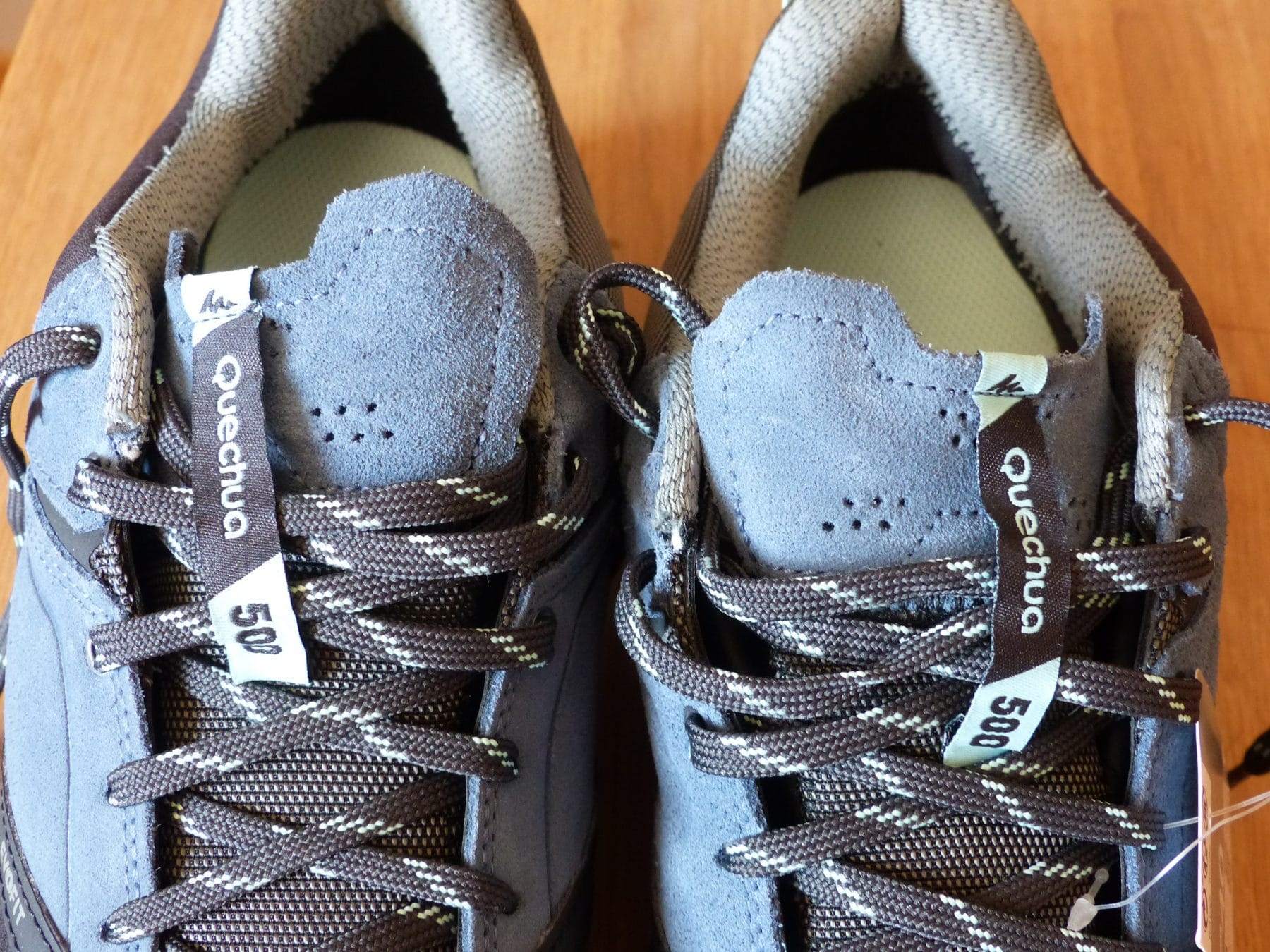 cheapest price best wholesaler first look Test chaussures Quechua MH500 femme, confortables, et ...