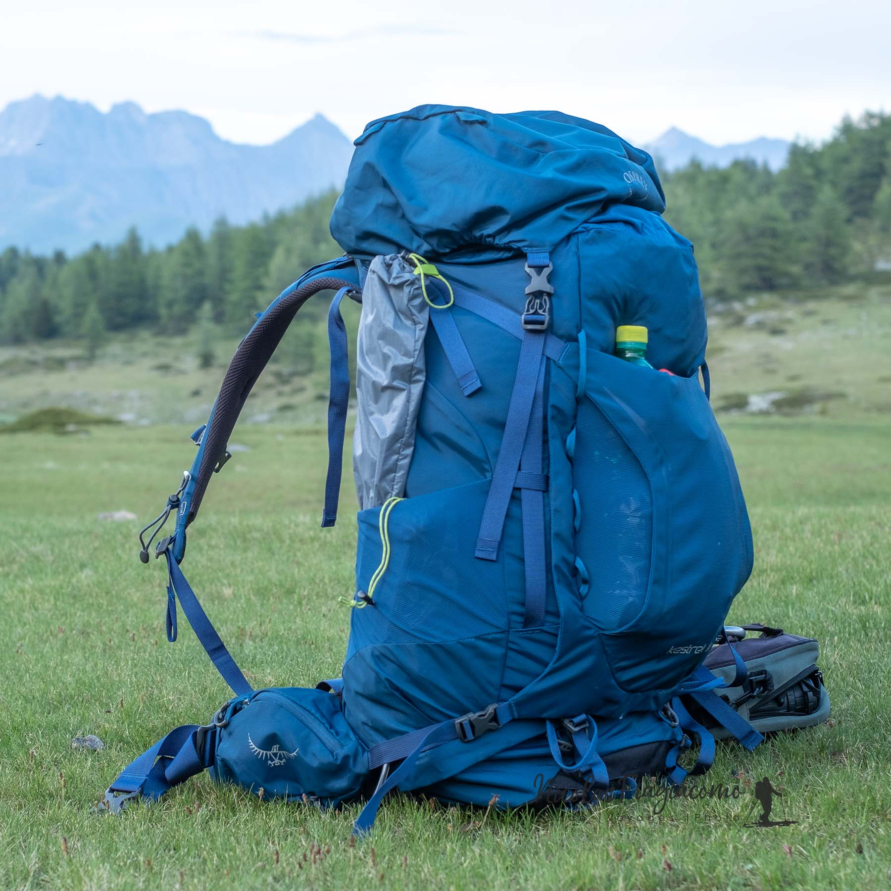 Test sac Osprey Kestrel 68