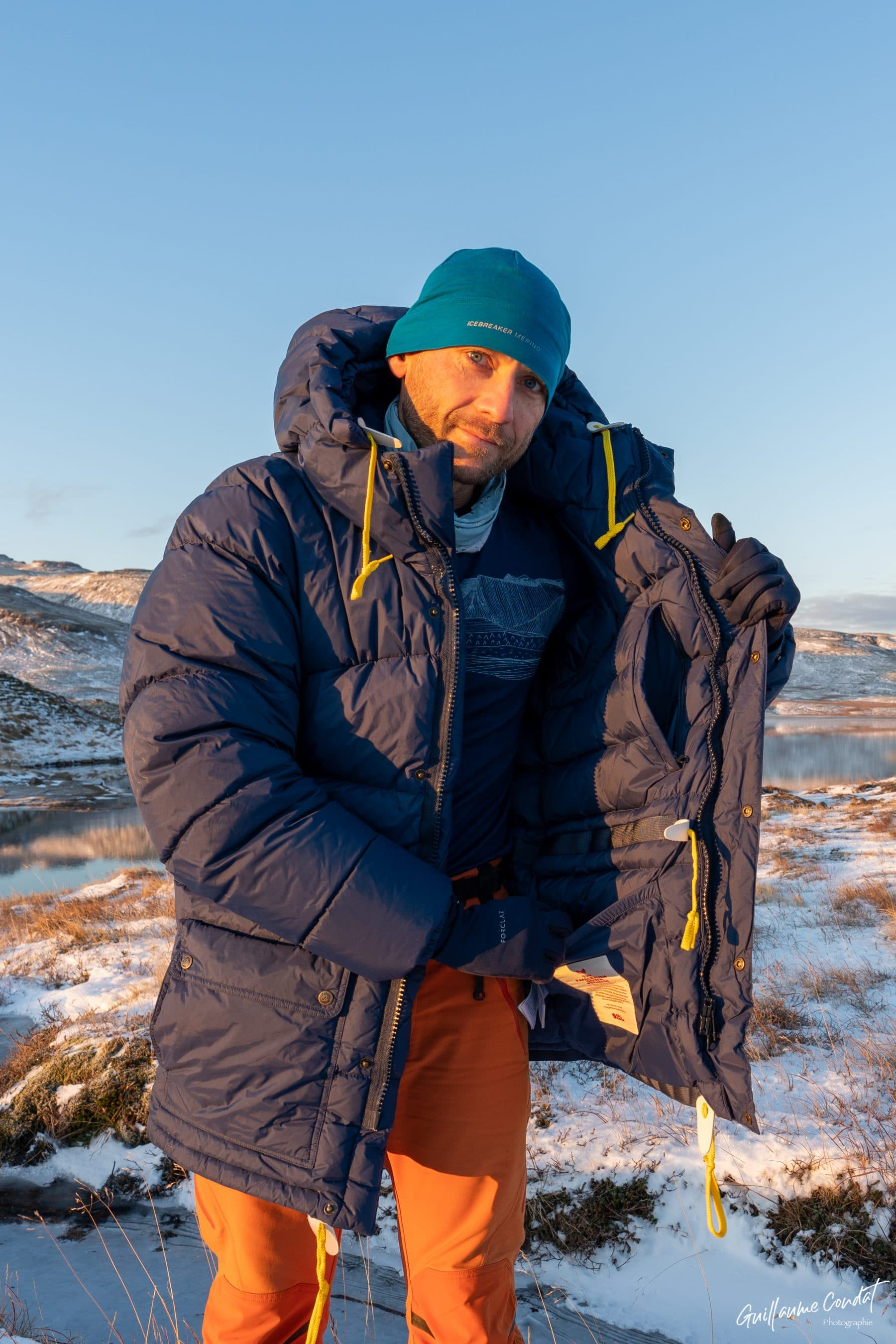 Test doudoune Fjällräven Expedition Down Jacket M