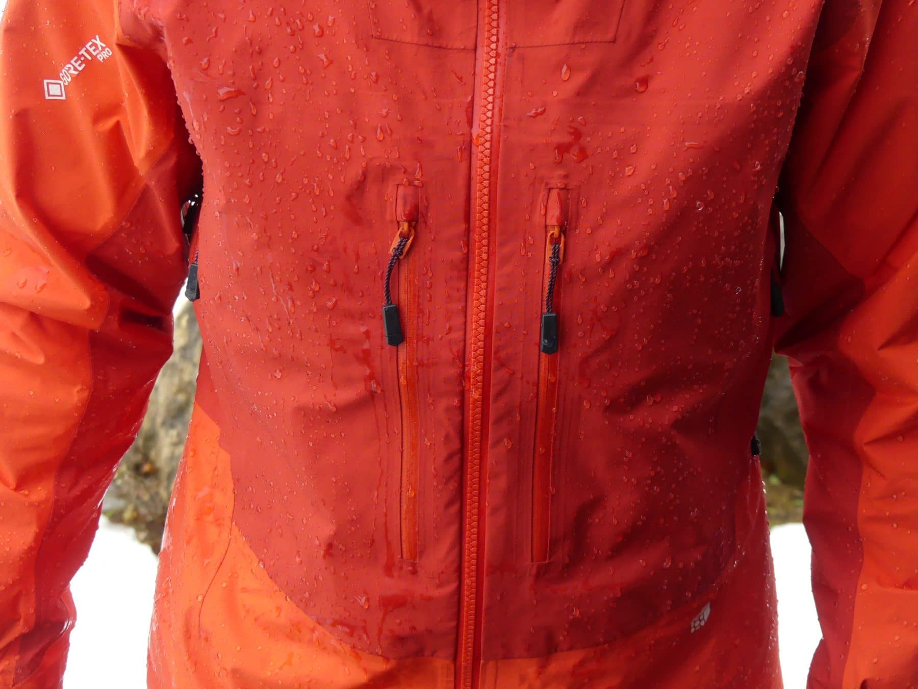 veste Mountain Hardwear Exposure2 Gore-Tex® Pro