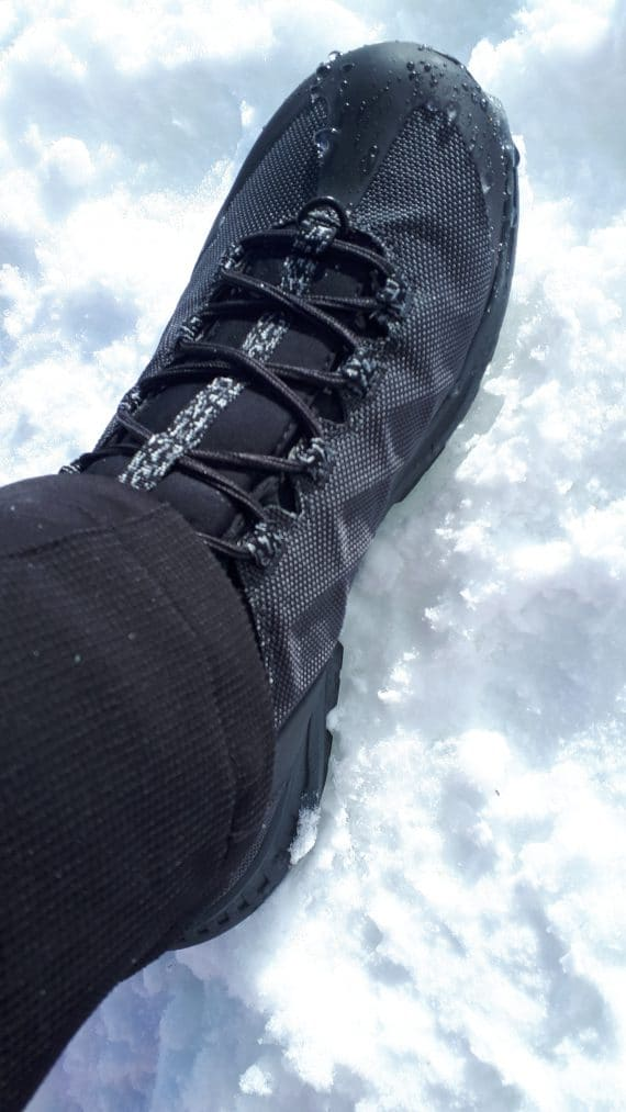 Test chaussures Merrell Thermo Rogue