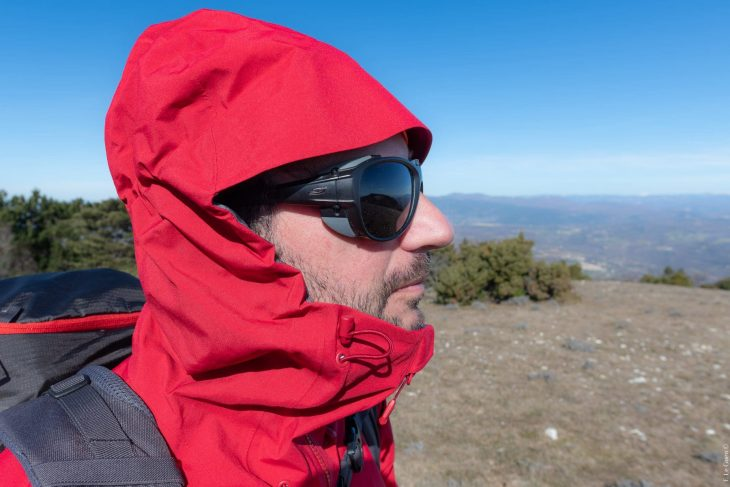 Test veste Mammut Meron HS hooded