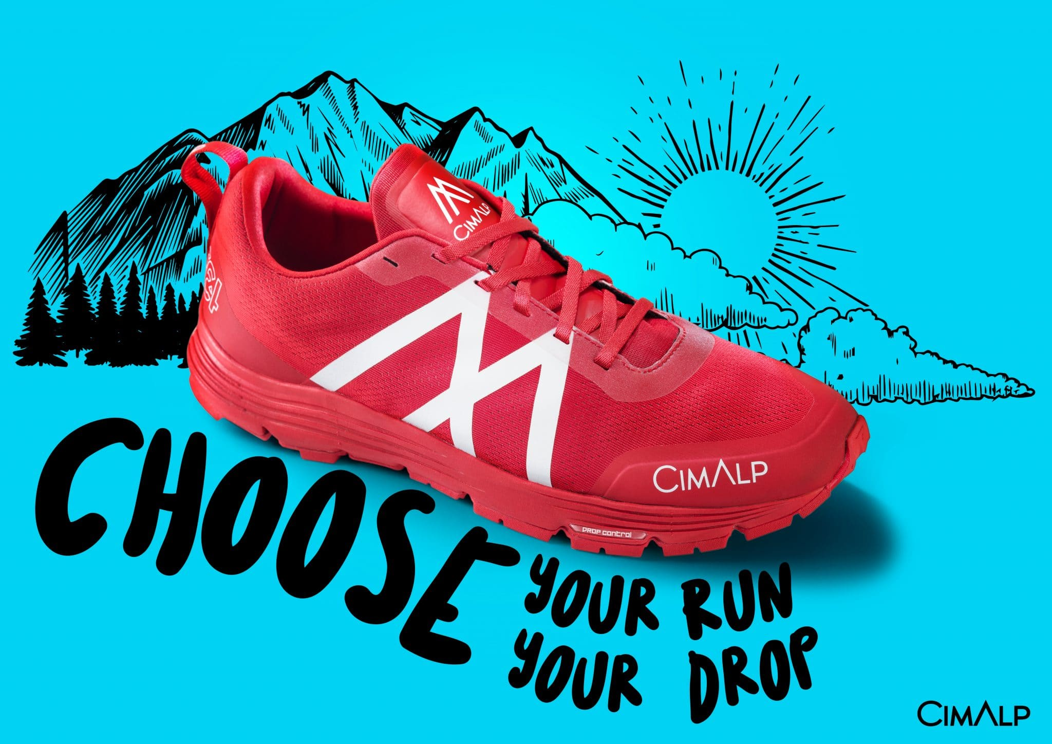 Chaussures CimAlp 864 Drop Evolution
