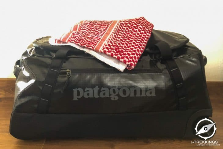 Sac Patagonia Black Hole® Wheeled Duffel Bag 70L