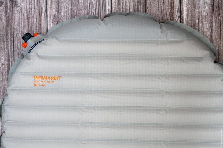 Test Therm-a-rest NeoAir X-therm