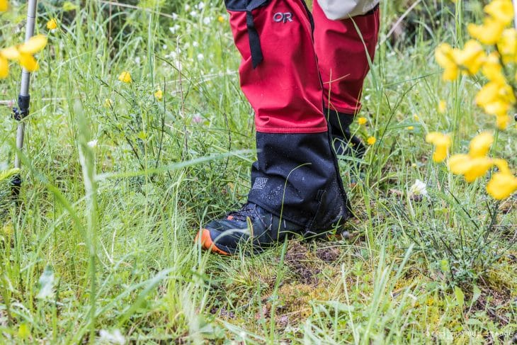 Test chaussures Millet Hike Up GTX M