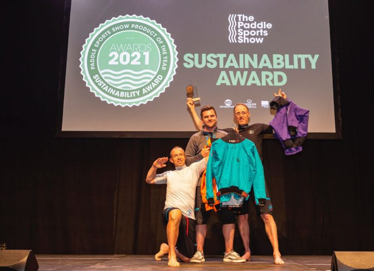 Paddle sport show, les sustainibility awards