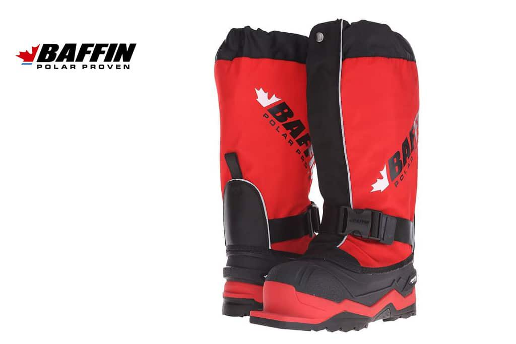 Baffin 3 pin guide